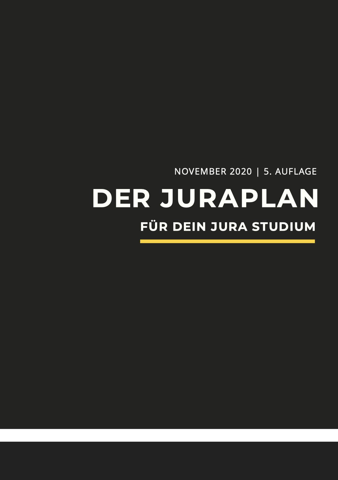 Juraplan, 5. Auflage.